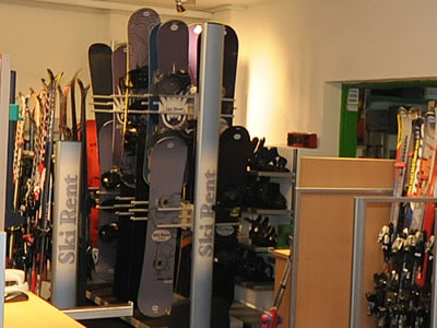Ski Rent Snowboard Hire